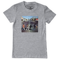Booker T & the MGs McLemore Ave Classic Heavy Cotton Tee