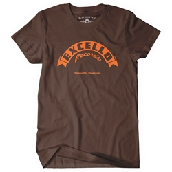 Excello Records Classic Heavy Cotton Tee
