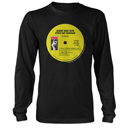 Stax In Session Vinyl Record Long Sleeve Tee