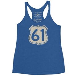 Highway 61 Racerback Tank - Women's