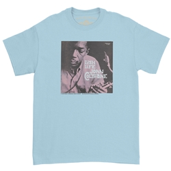John Coltrane Lush Life T-Shirt - Classic Heavy Cotton