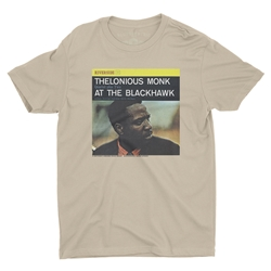 Thelonious Monk at the Blackhawk - Lightweight Vintage Style