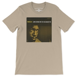 John Coltrane Traneing In T-Shirt - Lightweight Vintage Style