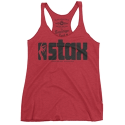 Small Batch Stax Snapping Fingers Racerback Tank - Women's