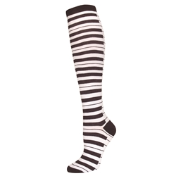 Women's Piano Keys Knee-High Socks