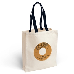 Junior Wells Vinyl Record Tote