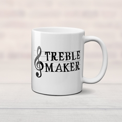Treblemaker Music Coffee Mug