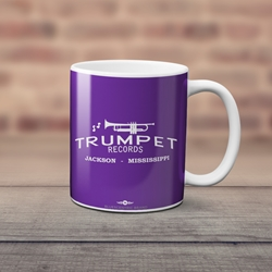 Trumpet Records Coffee Mug