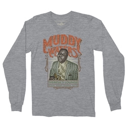 Muddy Waters Long Sleeve T Shirt