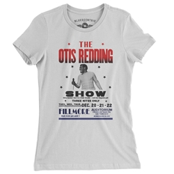 Ladies Otis Redding at the Fillmore T Shirt