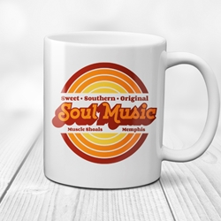 Soul Music Coffee Mug