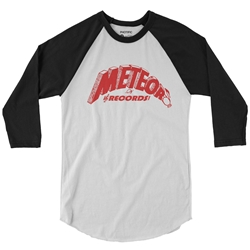 Music Raglan Baseball Tee