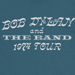 Bob Dylan and The Band T-Shirts and Apparel