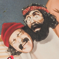Cheech and Chong T-Shirts, Up In Smoke T Shirts