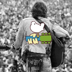 Woodstock Shirts and Merchandise