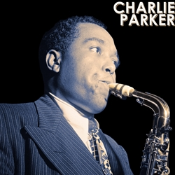 Charlie Parker T-Shirts and merchandise