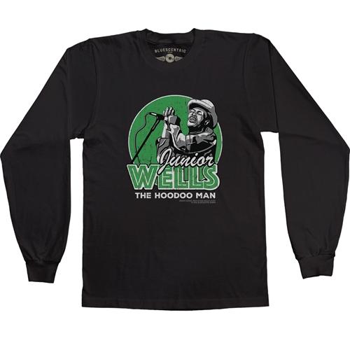 Junior Wells Long Sleeve T Shirt