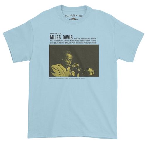 b7a472caa44a Miles Davis 7150 T-Shirt