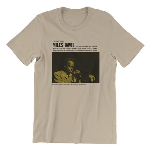 Miles Davis Prestige 7150 T-Shirt - Lightweight Vintage Style