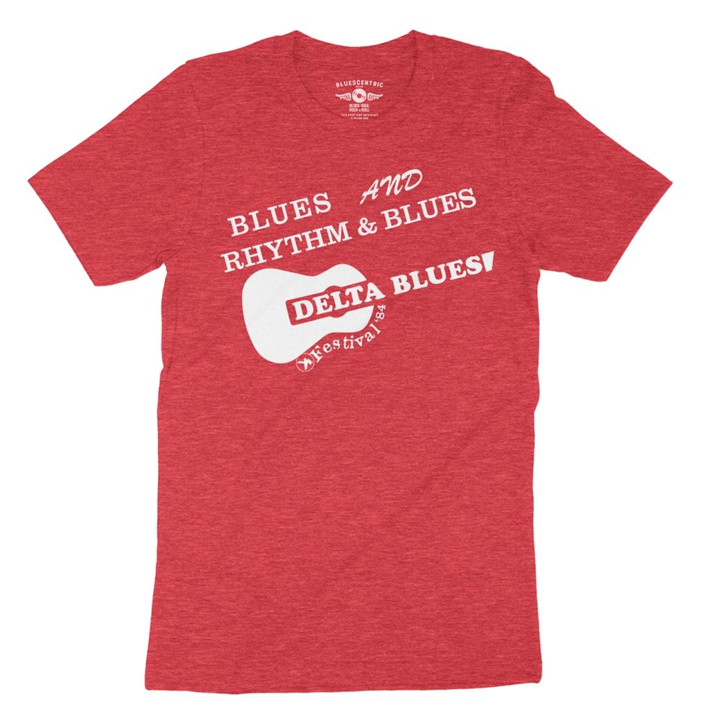 Big lick blues festival t-shirts